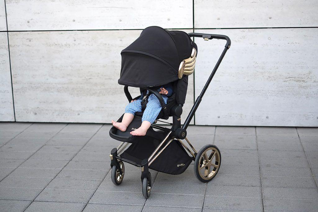 Priam Cybex By Jeremy Scott Kids Stroller Pram Stroller