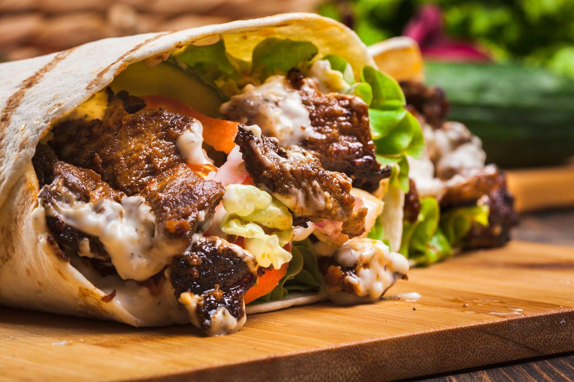 Shawarma Mexican Food Recipes Easy Rome Food Food