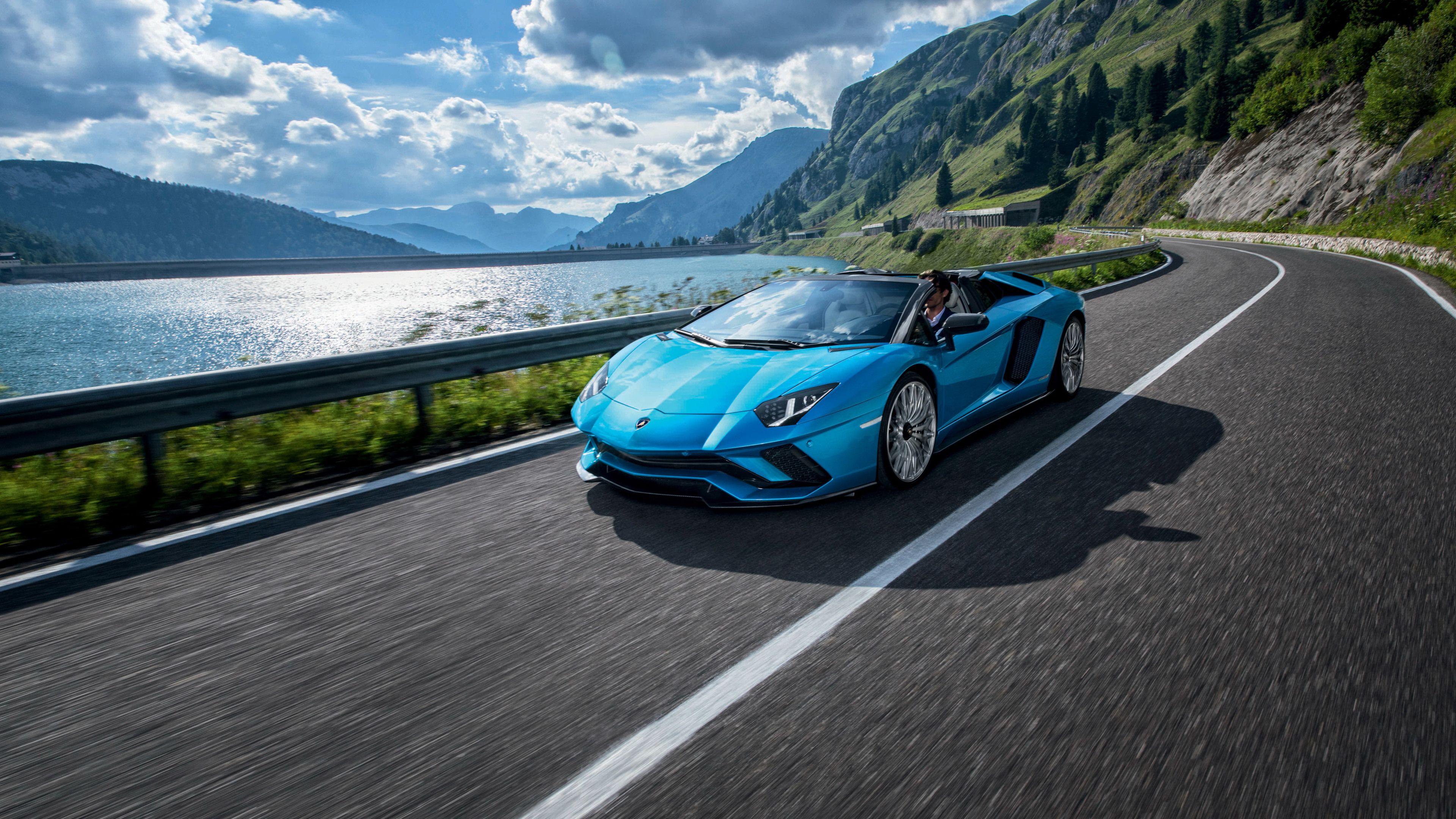Lamborghini Aventador S Roadster 2017 lamborghini wallpapers, lamborghini aventa…