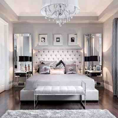 Good Gold Bedroom, Pink And Gold And Wingback Headboard | Bedroom Design Ideas |  Pinterest | Gold Bedroom, Wingback Headboard And Bedrooms