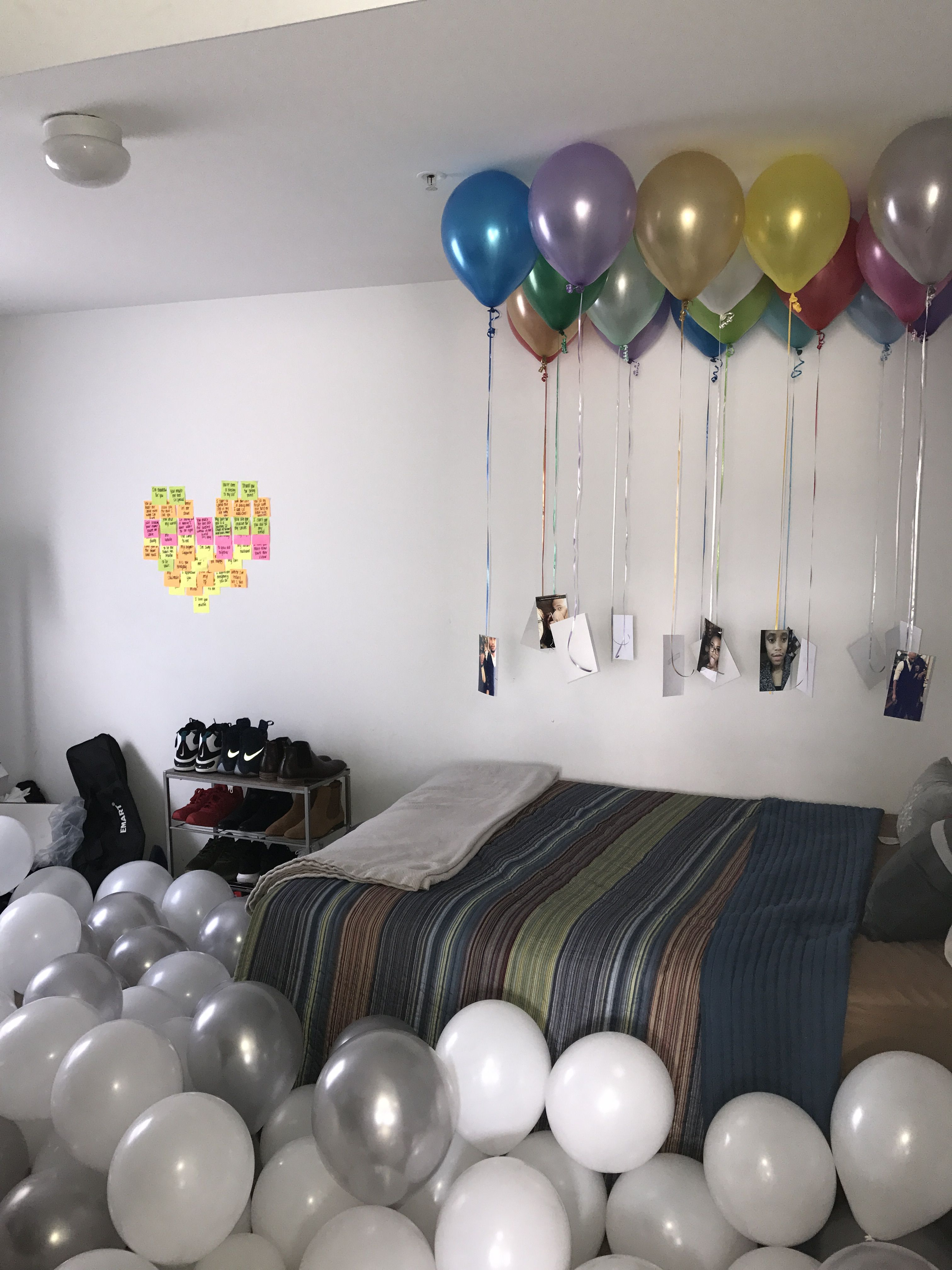 Cute Room Ideas For Boyfriend Welcome Home Gifts Welcome Home
