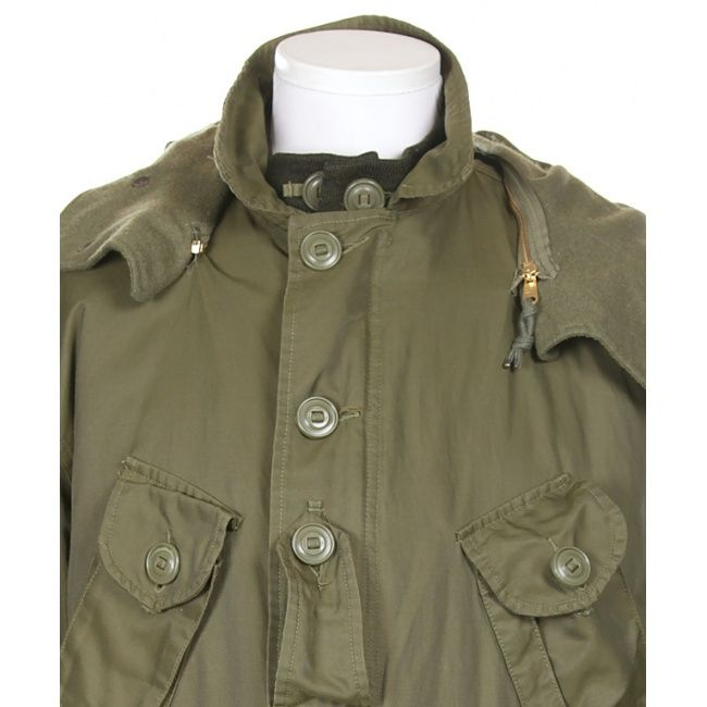 1986 Canadian Army Extreme Cold Weather Combat Parka