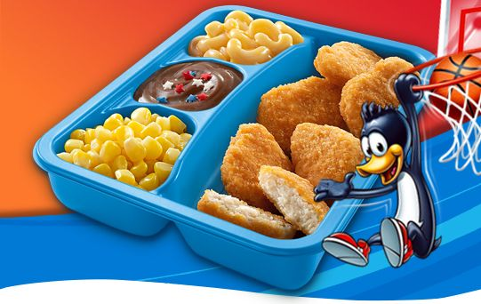 Chicken breast nuggets meal kid cuisine pinterest for Are kid cuisine meals healthy