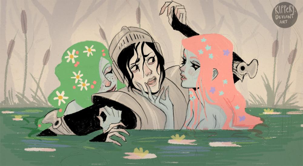 stephanie pena-mermaid lure