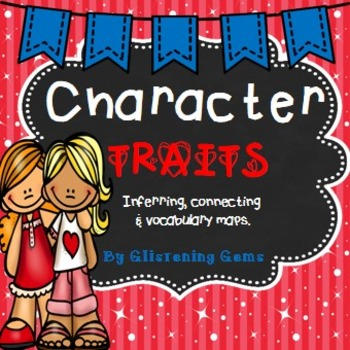 Chracter Traits: This Character traits pack is designed to give your students a thorough knowledge and understanding about the following 10 character traits: persistent, loving, kind, respectful, smart, cooperative, generous, compassionate, helpful and proud.