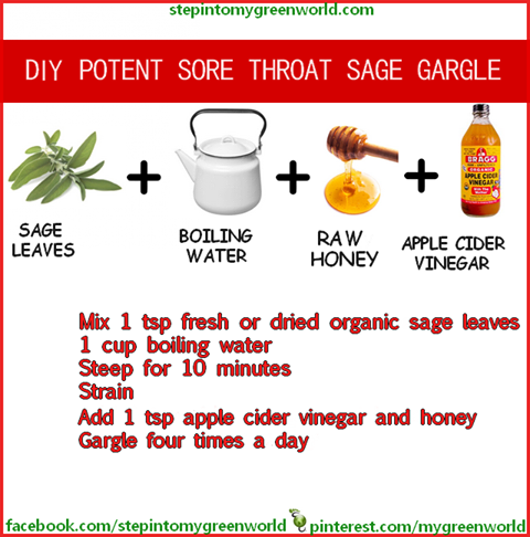 how to get rid of head cold and sore throat