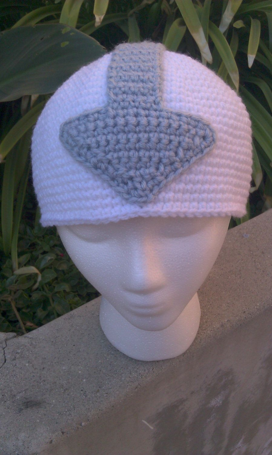 Avatar the last airbender aang inspired arrow hat the