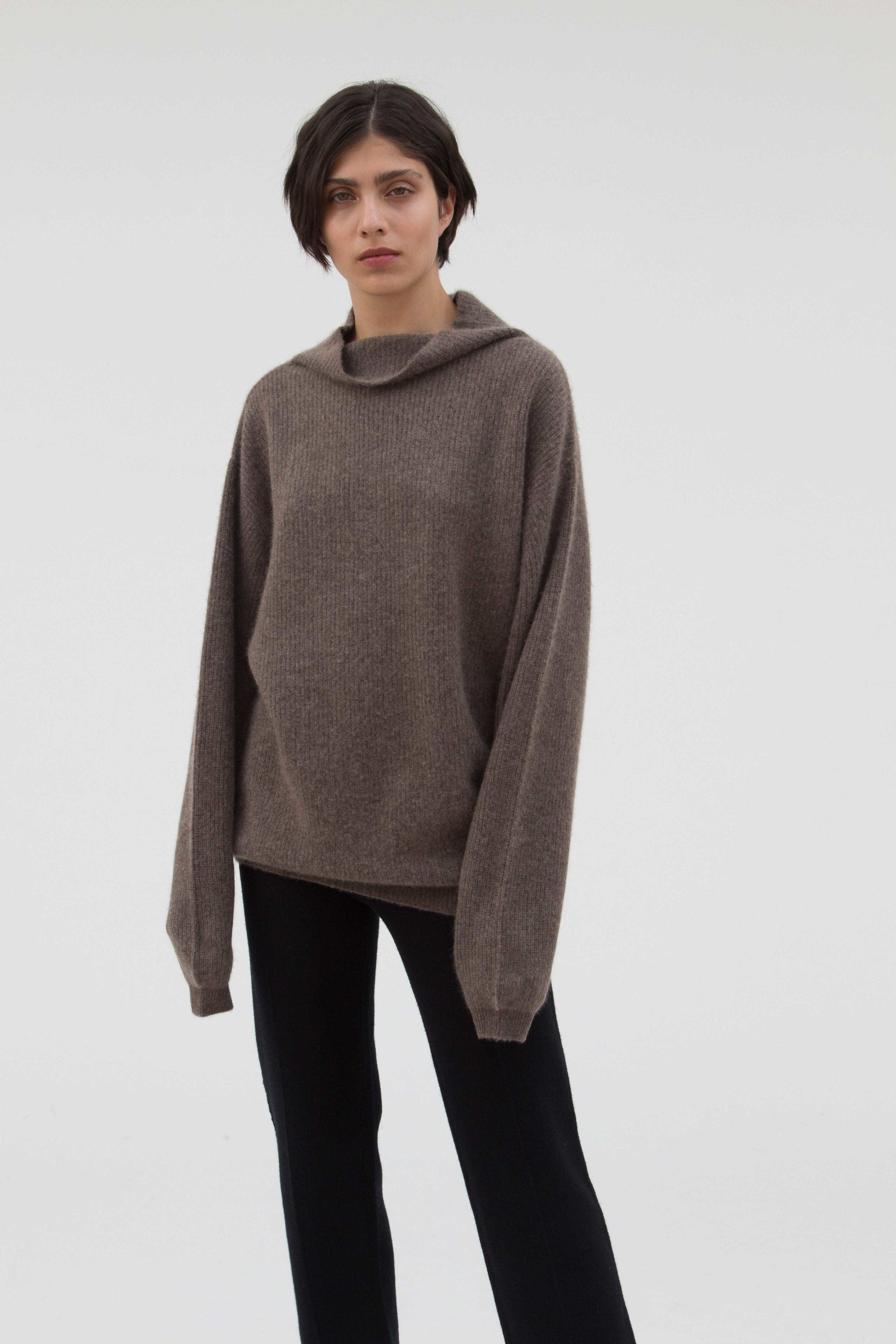 1ee758f7009 Ribbed Jumper — MANDKHAI