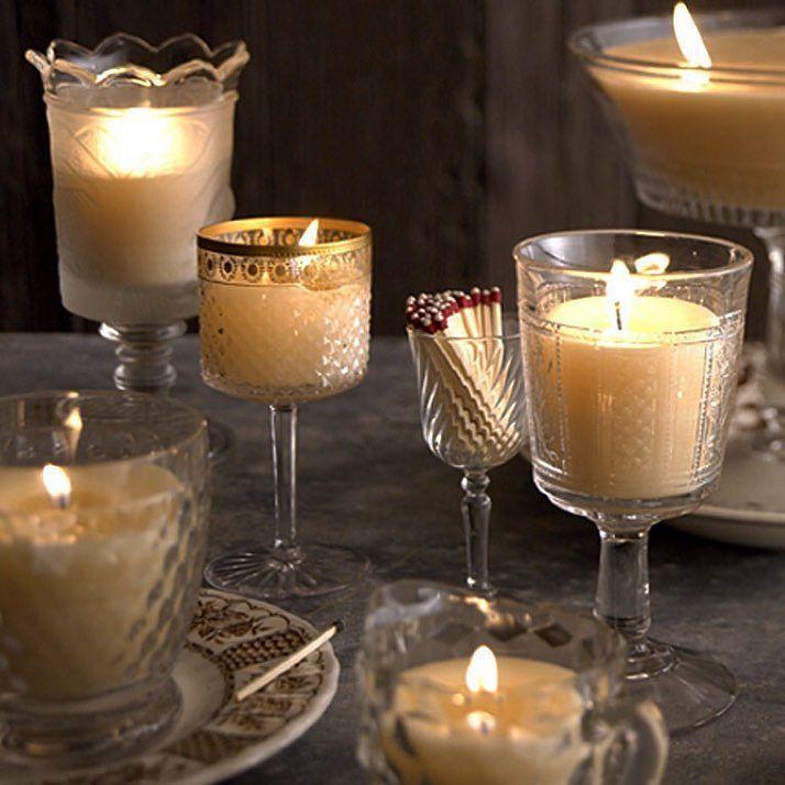 Boa noite! #tablesetting #candlelights #latabledegiselle