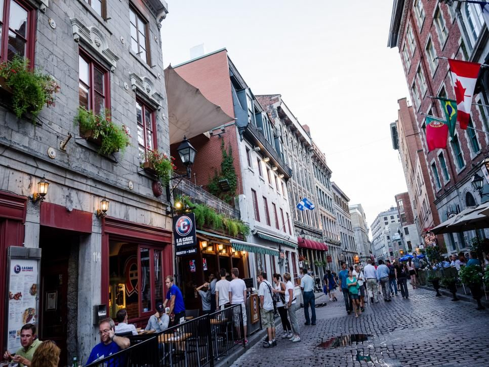 Montreal Canada For A Taste Of Europe Without Flying Across The Atlantic Ocean Plan A Long Wee Cross Canada Road Trip Canada Road Trip Best Places To Travel