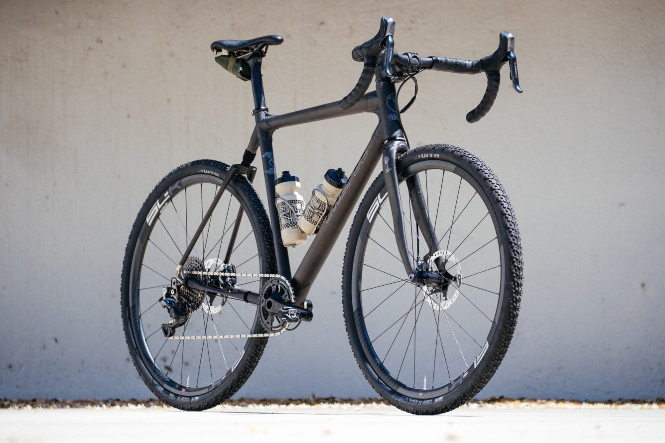 Calfee S Manta Rs All Road Is A Smooth Ride For Rough Roads