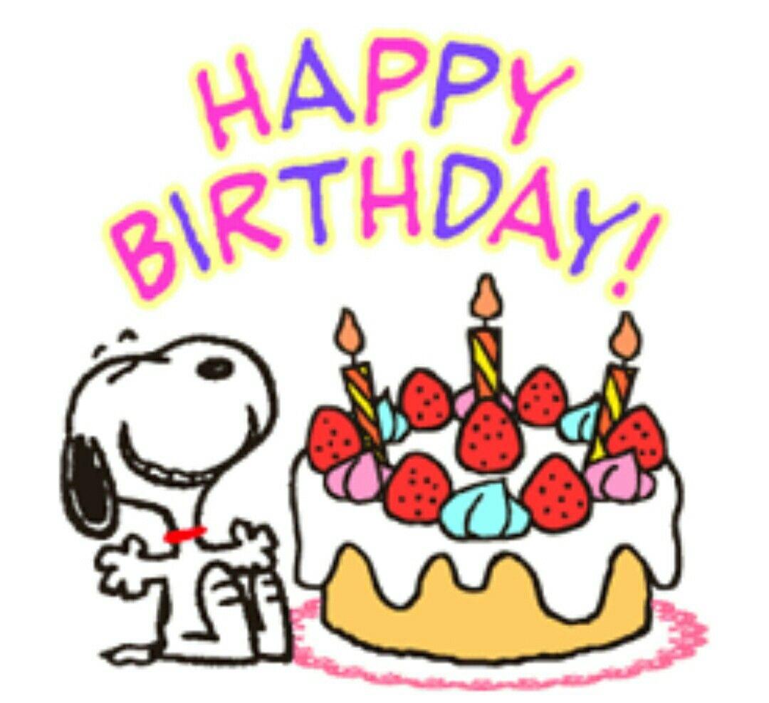 Feliz Cumpleaños De Snoopy, Feliz