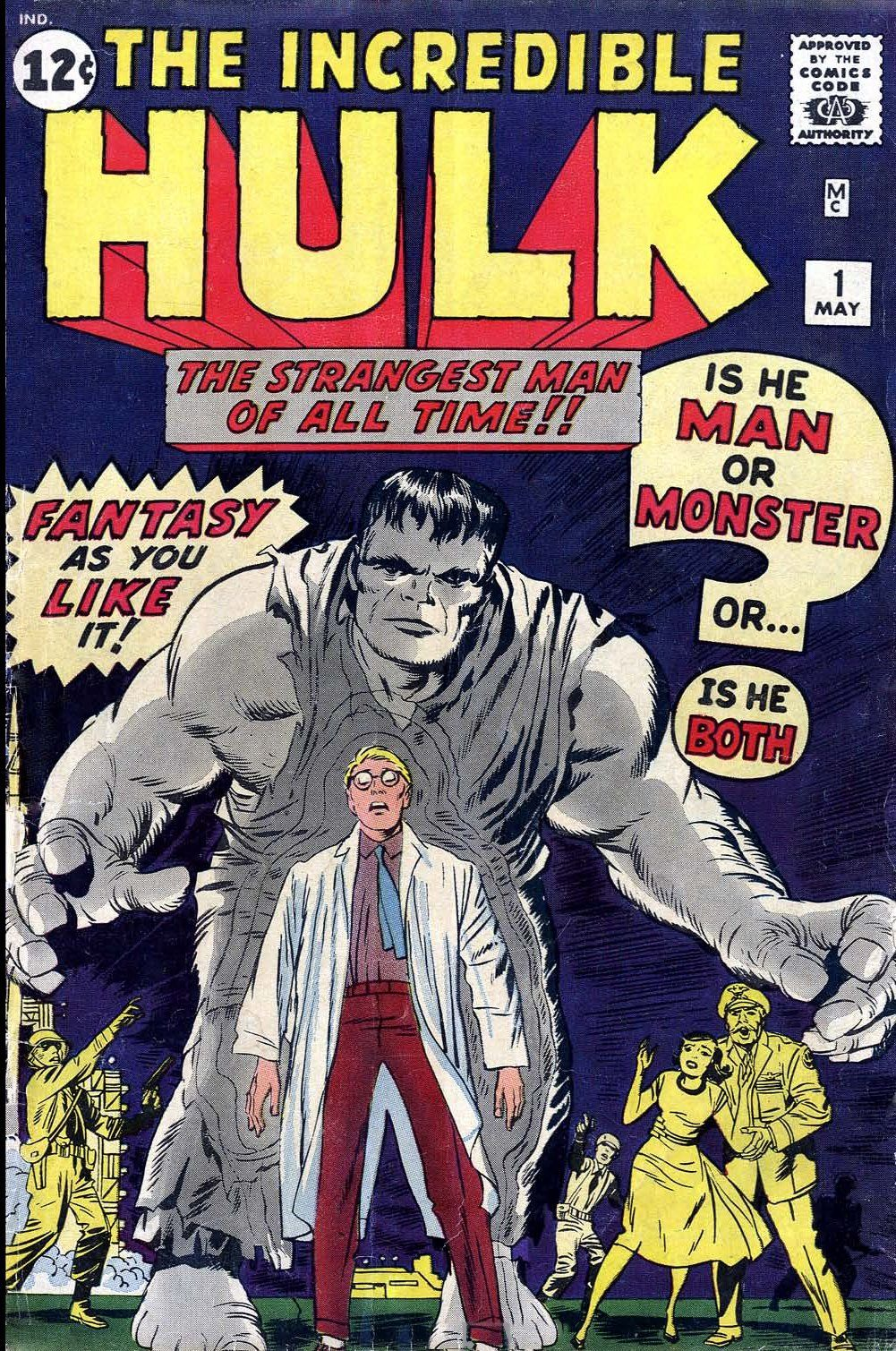 Marvel's THE INCREDIBLE HULK #1