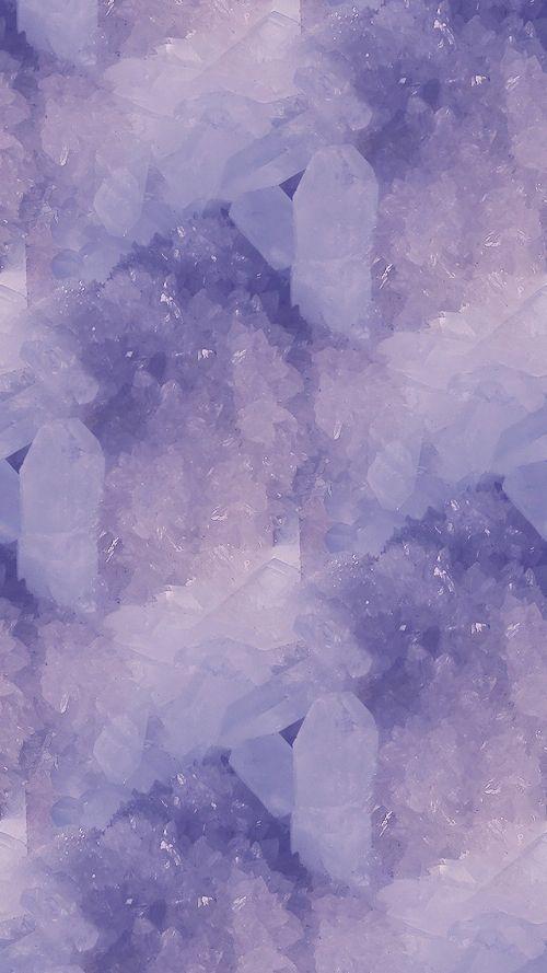 crystal purple wallpaper tumblr pinterest purple