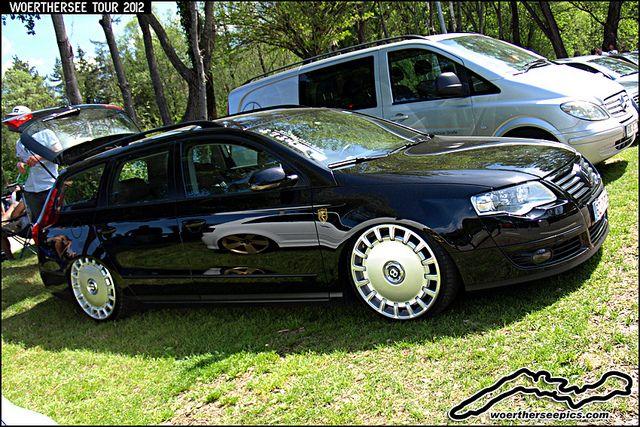 blacl passat wagon  | Black VW Passat Wagon | Flickr - Photo Sharing!
