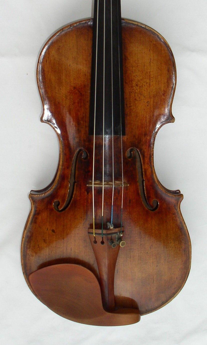 """Violin """"G.Da Salo-P.Maggini"""" Played By Ole Bull, 1865-1880"""