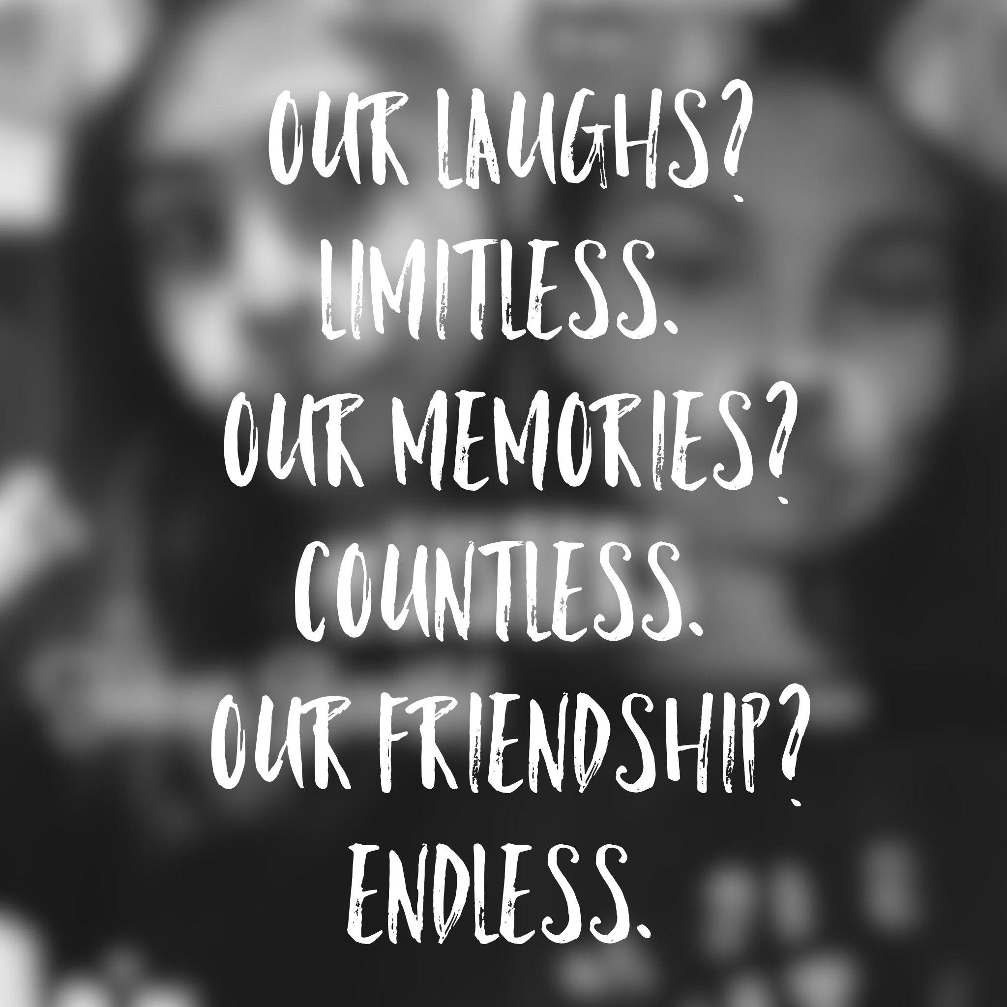 Friendship Goals Quotes 6