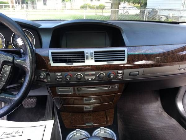 Make BMW Model Li Year Exterior Color White Interior - 2002 bmw 745i price