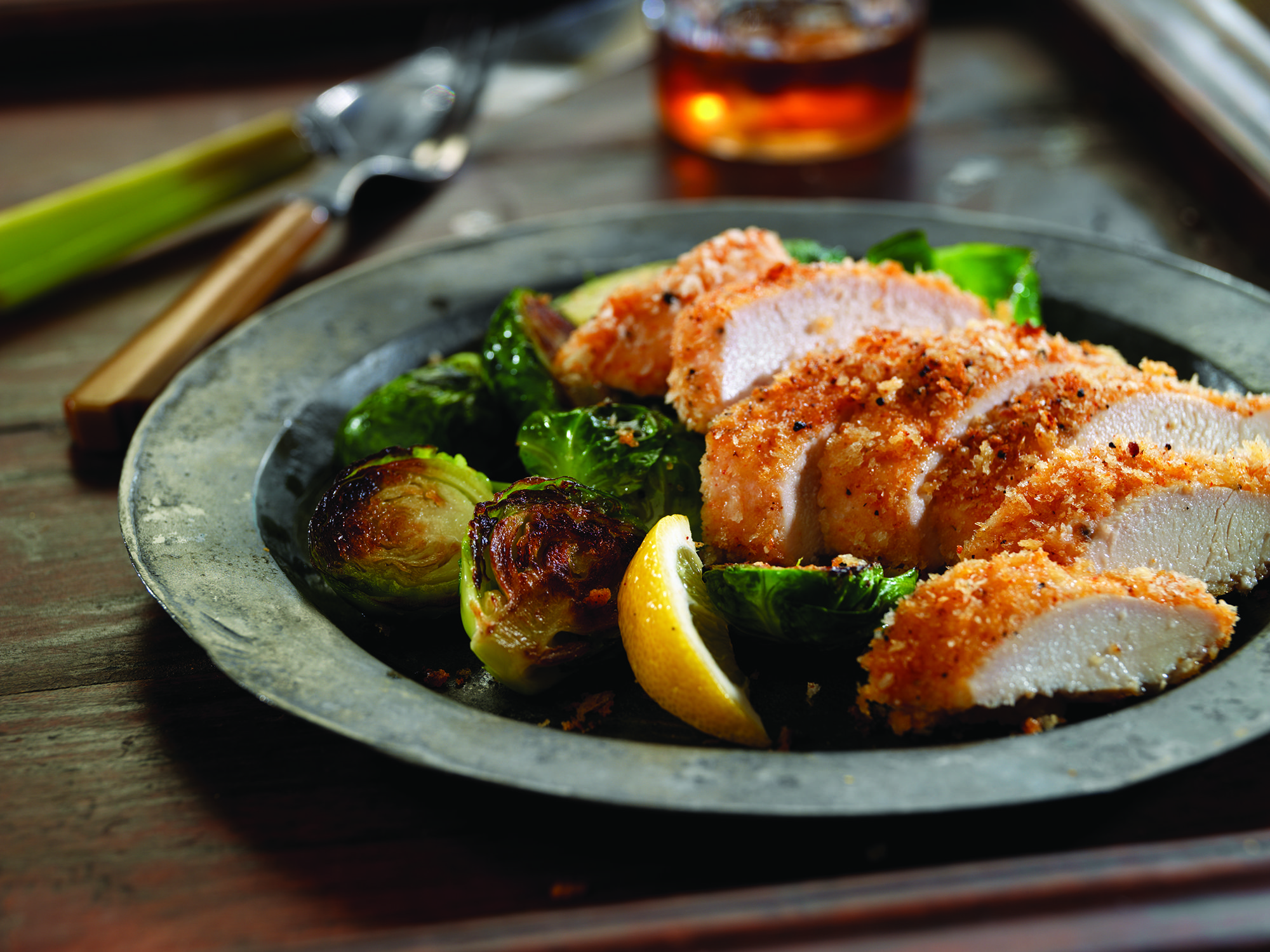 Get Chef Art Smith's healthy soul food recipes seen on The Talk!
