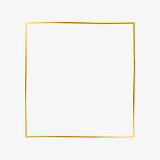 Golden Flare Frame Frame Clipart Golden Frame Simple Lines Png Transparent Clipart Image And Psd File For Free Download Frame Clipart Clip Art Frame