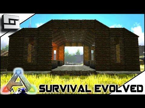 Victorian house tutorial Ark Ark Survival Evolved Pinterest - new blueprint ark survival