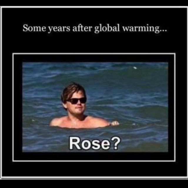 Thank God for Global Warming.