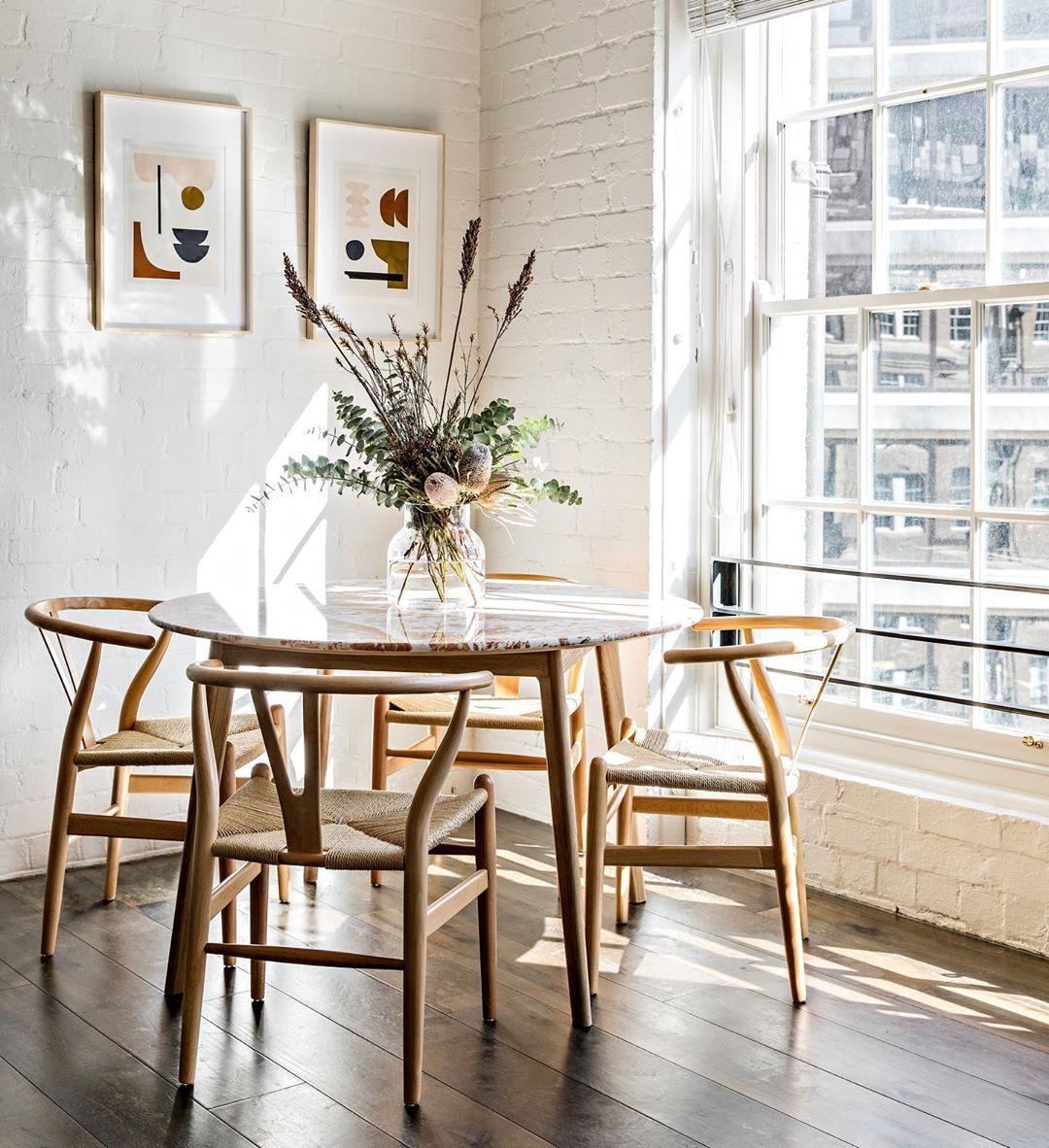 Ch24 Wishbone Chair In 2020 Interior Home Decor Interior Design