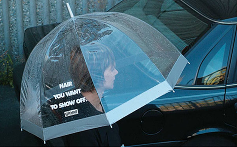Ad of the Week Ambient Media Guerrilla advertising