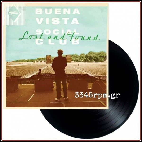 Buena Vista Social Club Lost And Found Vinyl Lp 180gr Mp3 3345rpm Gr Social Club Club Music Buena