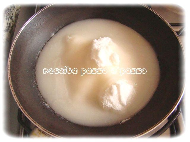 Receita passo a passo: Pudim de Leite Condensado (sem furinhos) / Sweetened Condensed Milk Flan