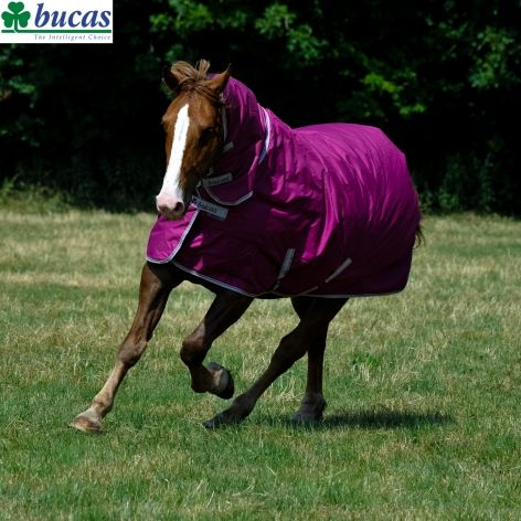 Bucas Freedom Turnout Rug 300 With