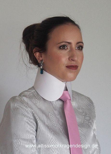 Altissimo 248 ALTISSIMO-collarfan Flickr Women wearing ties