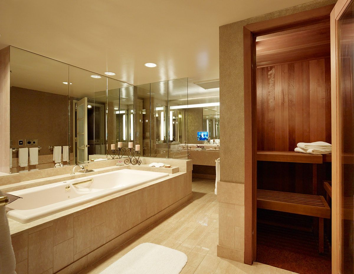 Decorative Accent Tiles For Bathroom Extraordinary These Are San Francisco's Most Exclusive Hotel Suites  Hotel Design Inspiration