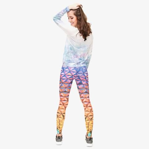 You can call it a #sunset . We sure do! #leggings