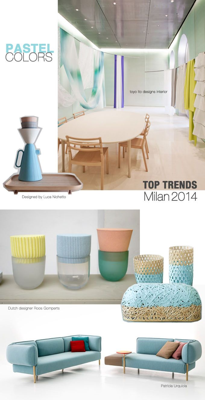 Awe Inspiring Home Decor Trends Milan Design Week 2014 Colour Pattern Download Free Architecture Designs Viewormadebymaigaardcom