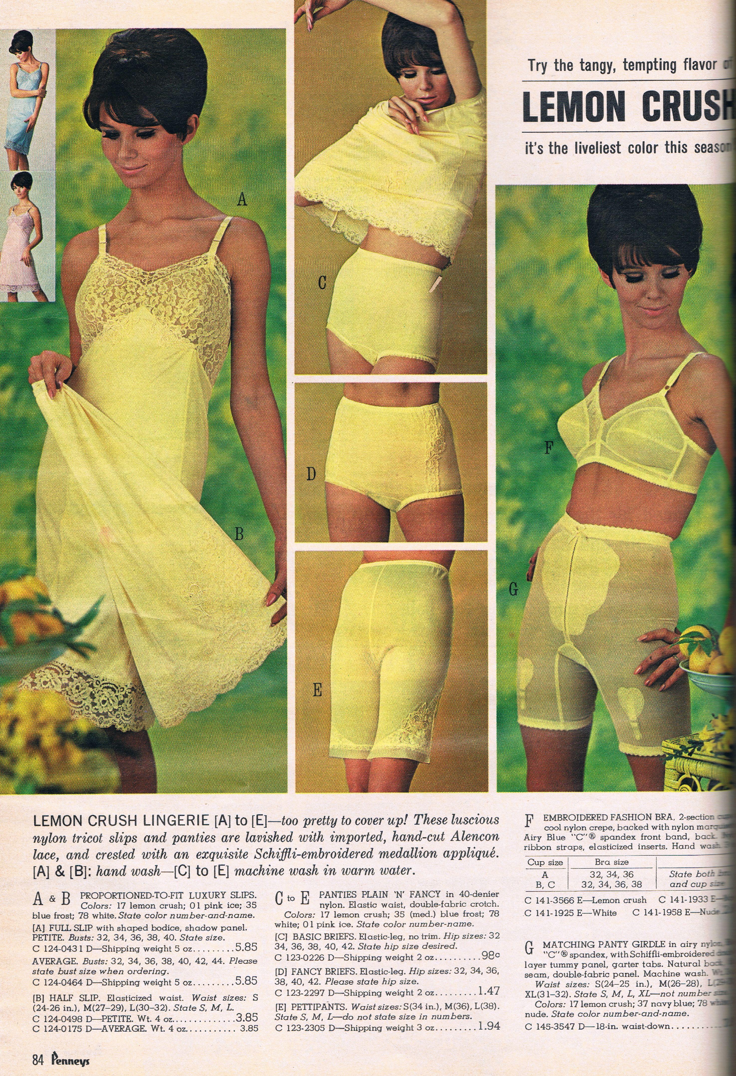 bc2891703dbd3 Penneys 1966     yum !