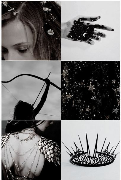Feyre Archeron A Court Of Thorns And Roses Series I Am High Lady