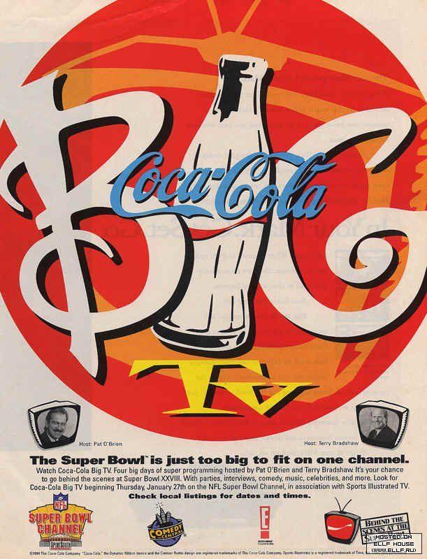 Coca-Cola through the years