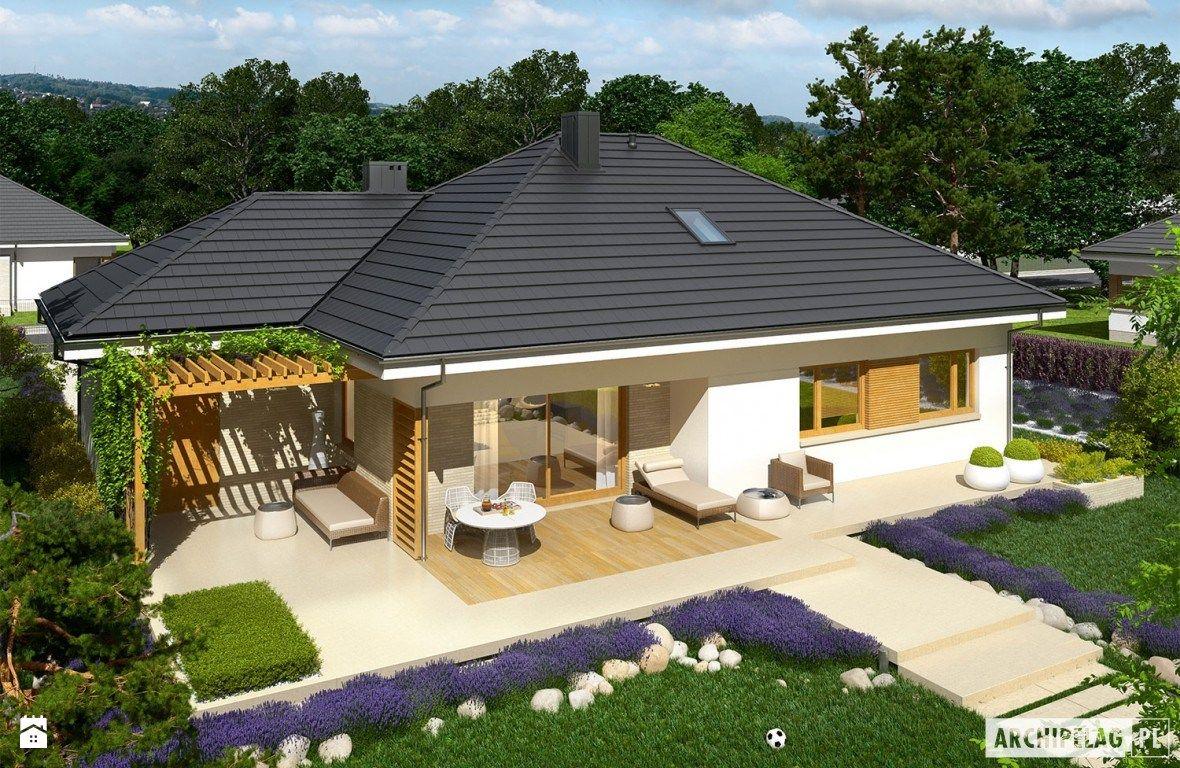 projekt domu flo iii g1 zdja cie od pracownia projektowa archipelag