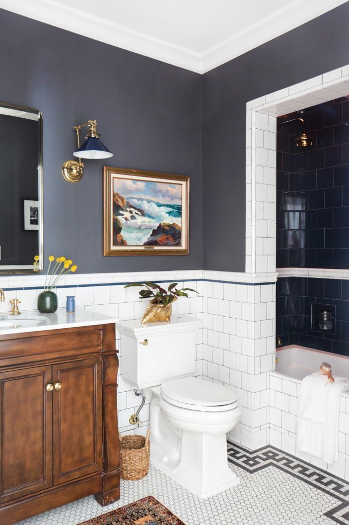 Best Bathroom Paint Colors For Small Bathrooms