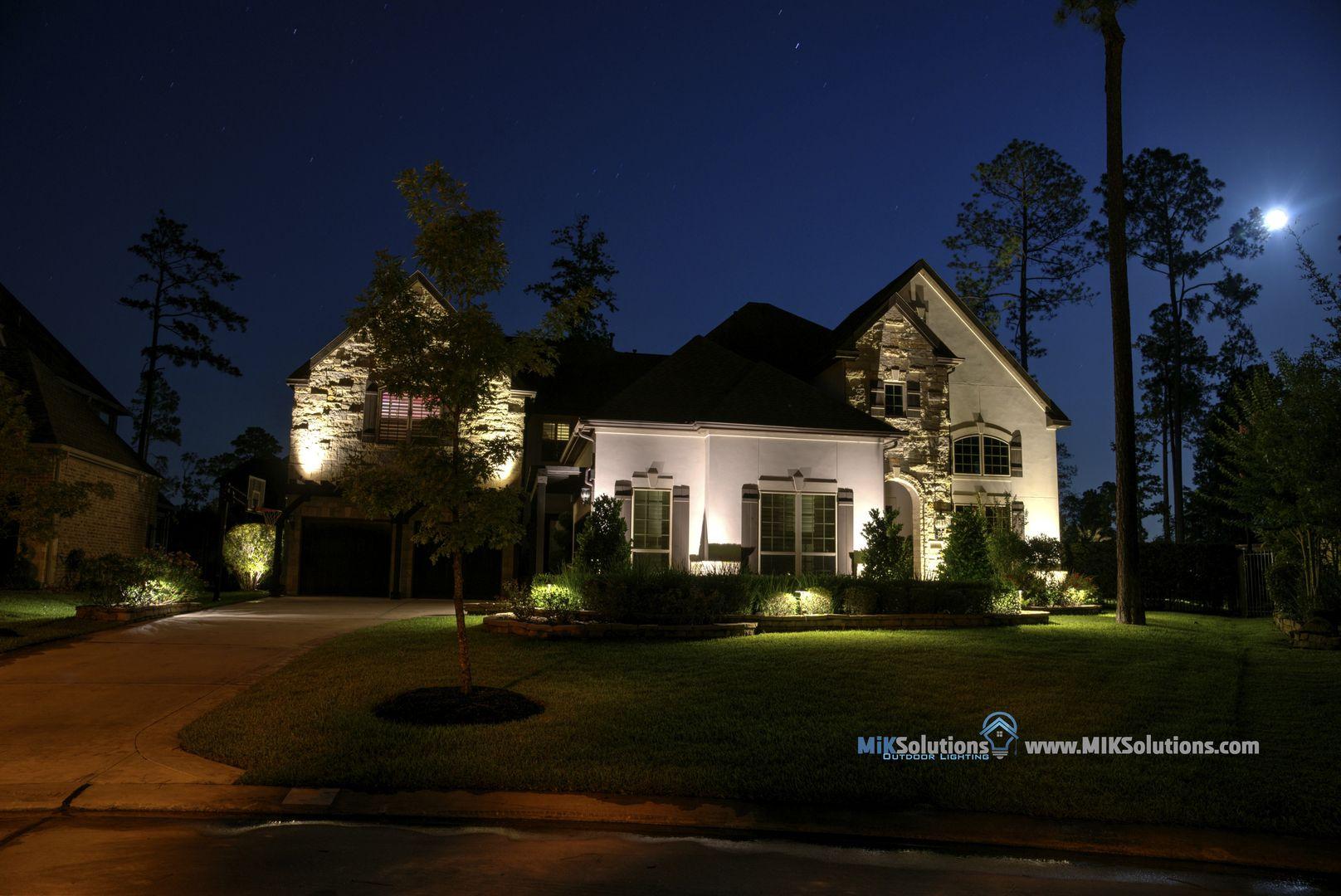 Outdoor Lighting Houston Picture Gallery