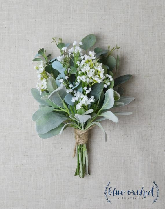 Bridesmaid Bouquet, Wedding Flowers, Silk Bridesmaid Bouquet, Bridesmaid Bouquets, Artificial Bouquet, Wedding Bouquet, Greenery Bouquet #weddingbridesmaidbouquets