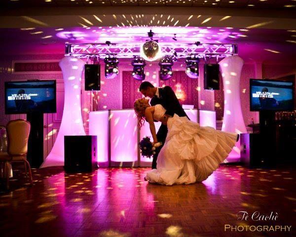 Pin By Msv Entertainment On Weddings Wedding Dj Setup Dj Setup Dj