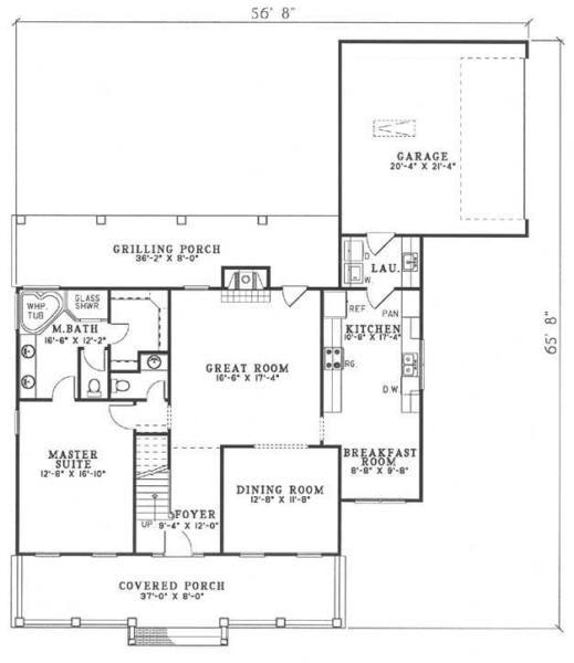House Plans - 110-00074