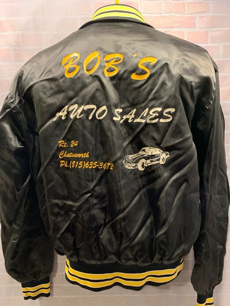 Bobs Auto Sales >> Bob S Auto Sales Rt 24 Chatsworth Satin Stadium Vintage