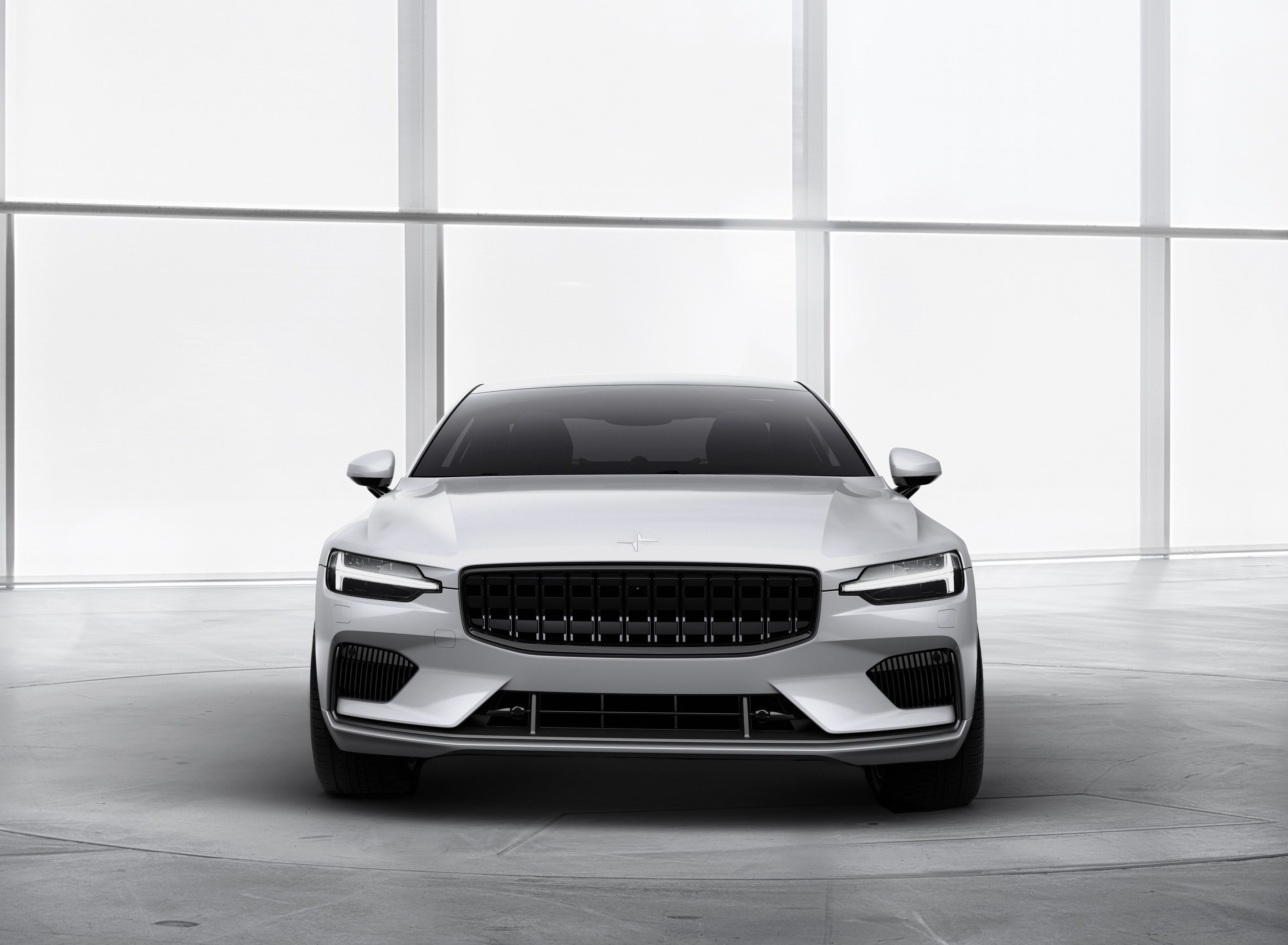 polestar one electric car is volvo s answer to high performance ev rh pinterest com