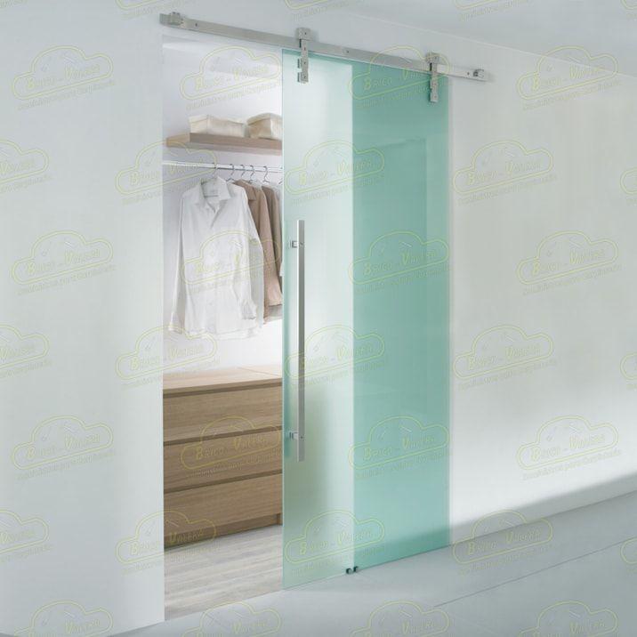 Puertas de cristal vidrio correderas puertas de vidrio - Cristal templado cocina precio ...