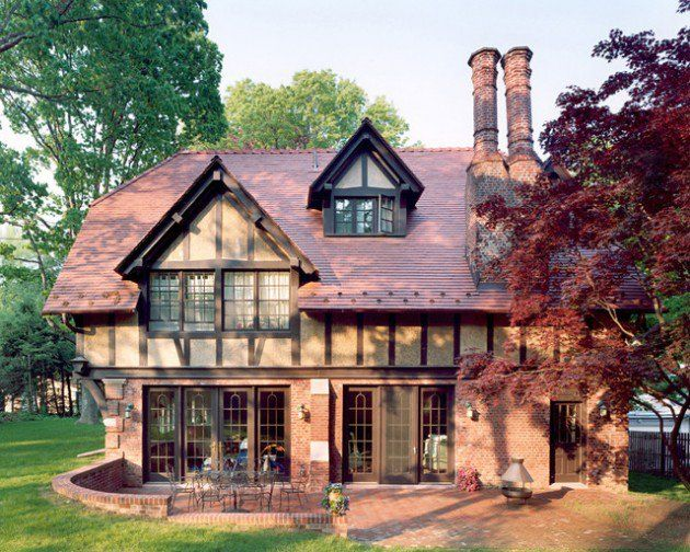 17 Sleek English Cottage House Design Ideas Cottage Style Homes English Cottage Style Tudor Style Homes