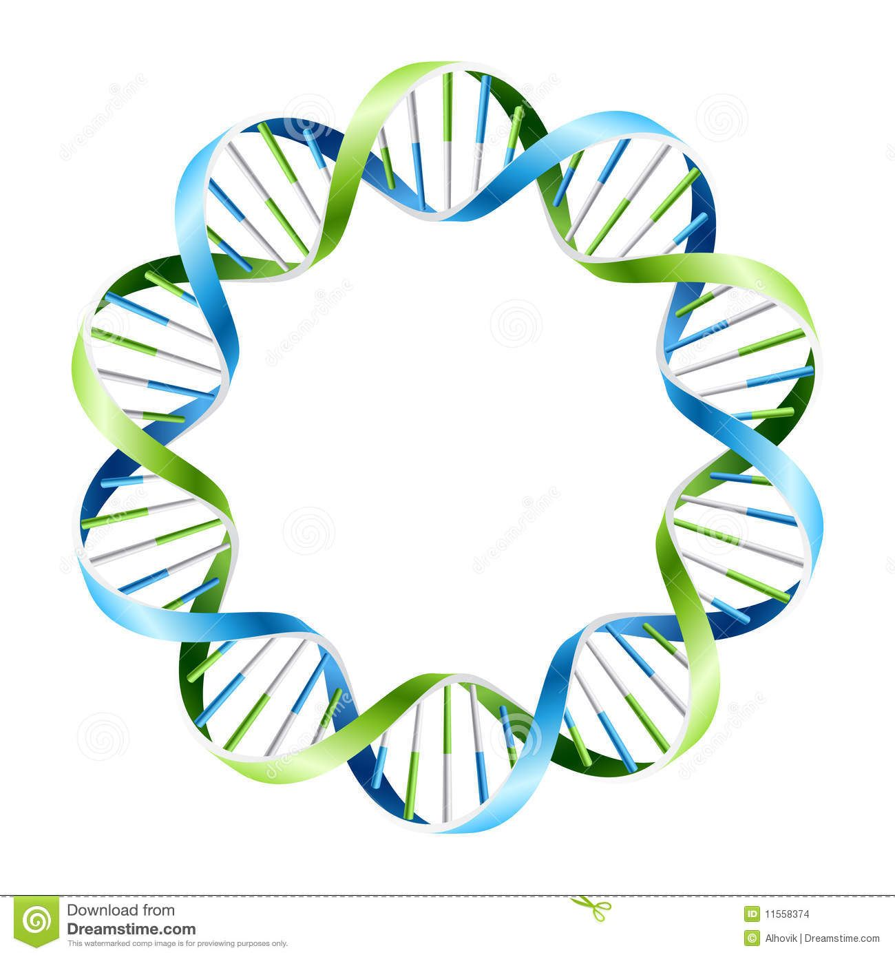 Dna Strands On Circle Download From Over 60 Million High Quality Stock Photos Images Vectors Sign Up For Free Today Image 115583 Dna Dna Art Dna Project