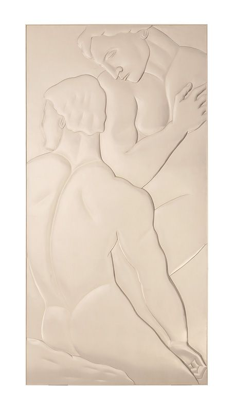 Christopher Guy :: Wall Panel :: Amour Fraternel ::46-0015